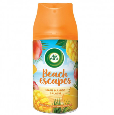 Airwick 250ml Beach escapes maui Mango (6ks)