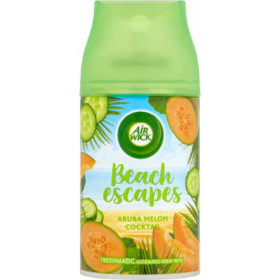 Airwick 250ml beach escapes Aruba Meloun coctail (6ks)