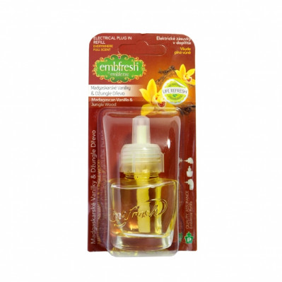 embfresh 19ml madagascan vanilla jungle wood