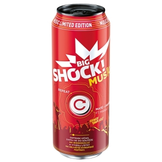 Big Shock 0,5l Mango-Orange (6ks)