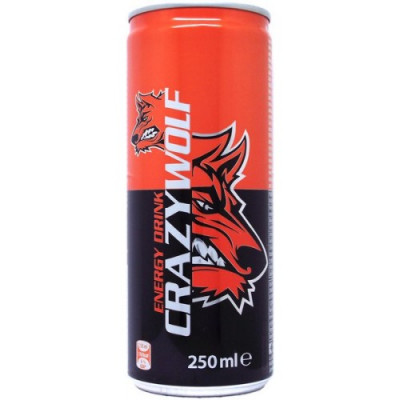 Energy Drink 0,250L Original (24ks)