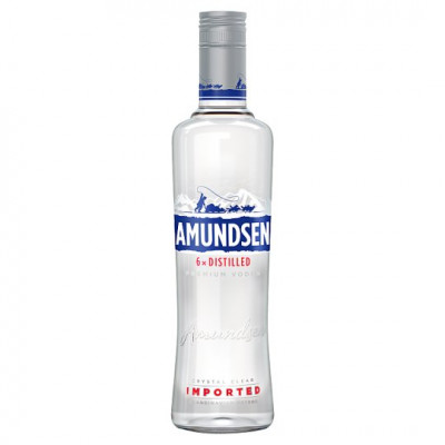 Amundsen Vodka 37,5% 0,5L