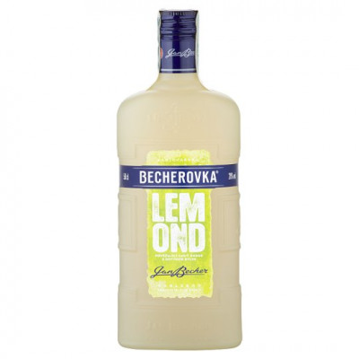 Becherovka 0,5L Lemon 20%