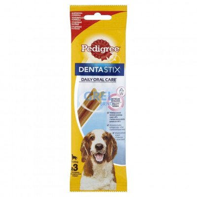 Pedingree denta stix 77g 18ks