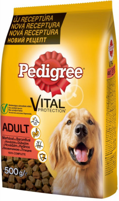 Pedingree gran adult hovězí 500g