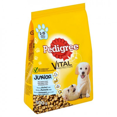 Pedigree gran junior 500g